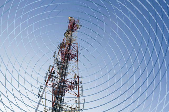 Antenne tel mob